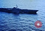 Image of USS Franklin D Roosevelt CV-42 Mediterranean Sea, 1964, second 3 stock footage video 65675040343