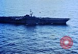 Image of USS Franklin D Roosevelt CV-42 Mediterranean Sea, 1964, second 6 stock footage video 65675040343