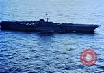 Image of USS Franklin D Roosevelt CV-42 Mediterranean Sea, 1964, second 7 stock footage video 65675040343