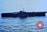 Image of USS Franklin D Roosevelt CV-42 Mediterranean Sea, 1964, second 9 stock footage video 65675040343