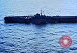 Image of USS Franklin D Roosevelt CV-42 Mediterranean Sea, 1964, second 10 stock footage video 65675040343