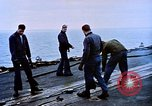 Image of USS Franklin D Roosevelt CV-42 Mediterranean Sea, 1964, second 11 stock footage video 65675040343