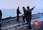 Image of USS Franklin D Roosevelt CV-42 Mediterranean Sea, 1964, second 12 stock footage video 65675040343