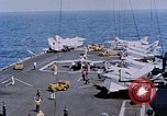 Image of USS Franklin D Roosevelt CV-42 Mediterranean Sea, 1964, second 4 stock footage video 65675040348