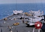 Image of USS Franklin D Roosevelt CV-42 Mediterranean Sea, 1964, second 5 stock footage video 65675040348
