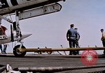Image of USS Franklin D Roosevelt CV-42 Mediterranean Sea, 1964, second 7 stock footage video 65675040348