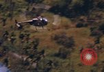 Image of AH-1G and OH-6A Helicopters Vietnam, 1968, second 4 stock footage video 65675040351