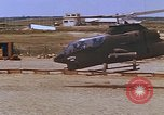Image of riverine force boats Vietnam, 1968, second 8 stock footage video 65675040354