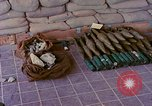 Image of captured weapons Vietnam, 1968, second 2 stock footage video 65675040363