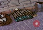 Image of captured weapons Vietnam, 1968, second 4 stock footage video 65675040363