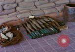 Image of captured weapons Vietnam, 1968, second 6 stock footage video 65675040363