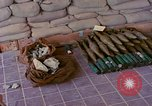 Image of captured weapons Vietnam, 1968, second 7 stock footage video 65675040363