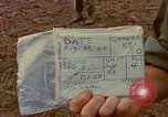 Image of Vietnamese interpreter Vietnam, 1968, second 5 stock footage video 65675040365