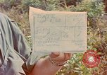 Image of Viet Cong graves Vietnam, 1968, second 1 stock footage video 65675040368