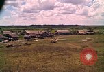 Image of Scenic view of a village Vietnam, 1965, second 6 stock footage video 65675040375