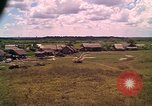 Image of Scenic view of a village Vietnam, 1965, second 8 stock footage video 65675040375