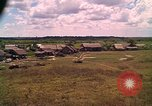 Image of Scenic view of a village Vietnam, 1965, second 12 stock footage video 65675040375
