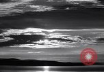 Image of Sun-set Jutland North Sea, 1916, second 5 stock footage video 65675040377