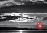 Image of Sun-set Jutland North Sea, 1916, second 6 stock footage video 65675040377