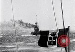 Image of Dardanelles Allied navy battle World War I Dardanelles Strait, 1915, second 5 stock footage video 65675040378
