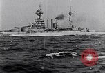 Image of Battle of Jutland and King George V presents medals North Sea, 1916, second 5 stock footage video 65675040379