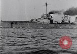 Image of Battle of Jutland and King George V presents medals North Sea, 1916, second 8 stock footage video 65675040379