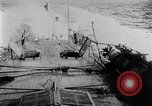 Image of Italian patrol boats sinks SMS Szent Istvan Adriatic Sea, 1918, second 4 stock footage video 65675040380