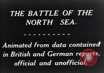 Image of Battle of The North Sea North Sea, 1916, second 12 stock footage video 65675040384