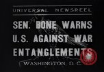 Image of Homer Truett Bone Washington DC USA, 1935, second 6 stock footage video 65675040388