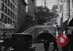 Image of Angels Flight Inclined Railway Los Angeles California USA, 1916, second 6 stock footage video 65675040393