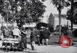 Image of Old Plaza Los Angeles California USA, 1916, second 2 stock footage video 65675040395