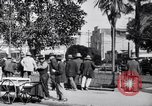 Image of Old Plaza Los Angeles California USA, 1916, second 3 stock footage video 65675040395