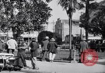 Image of Old Plaza Los Angeles California USA, 1916, second 5 stock footage video 65675040395