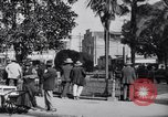 Image of Old Plaza Los Angeles California USA, 1916, second 6 stock footage video 65675040395