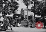 Image of Old Plaza Los Angeles California USA, 1916, second 7 stock footage video 65675040395