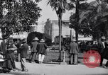 Image of Old Plaza Los Angeles California USA, 1916, second 8 stock footage video 65675040395