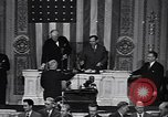 Image of President Harry S Truman Washington DC USA, 1947, second 8 stock footage video 65675040408