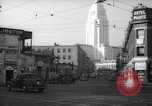 Image of The Sumitono Bank Los Angeles California USA, 1944, second 2 stock footage video 65675040415