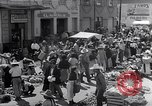 Image of vendors on street Mexico City Mexico, 1938, second 11 stock footage video 65675040421