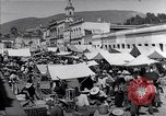 Image of Marketplace Mexico City Mexico, 1938, second 5 stock footage video 65675040423