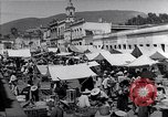 Image of Marketplace Mexico City Mexico, 1938, second 6 stock footage video 65675040423