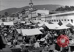 Image of Marketplace Mexico City Mexico, 1938, second 7 stock footage video 65675040423