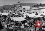 Image of Marketplace Mexico City Mexico, 1938, second 8 stock footage video 65675040423
