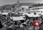 Image of Marketplace Mexico City Mexico, 1938, second 9 stock footage video 65675040423