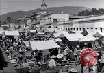 Image of Marketplace Mexico City Mexico, 1938, second 10 stock footage video 65675040423
