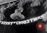 Image of Christmas party Japan, 1945, second 2 stock footage video 65675040433
