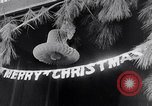 Image of Christmas party Japan, 1945, second 4 stock footage video 65675040433