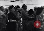 Image of Christmas party Japan, 1945, second 1 stock footage video 65675040434