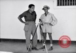 Image of Liberated prisoner Bob Jones from Los Baños Manila Philippines, 1945, second 4 stock footage video 65675040437