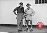 Image of Liberated prisoner Bob Jones from Los Baños Manila Philippines, 1945, second 10 stock footage video 65675040437
